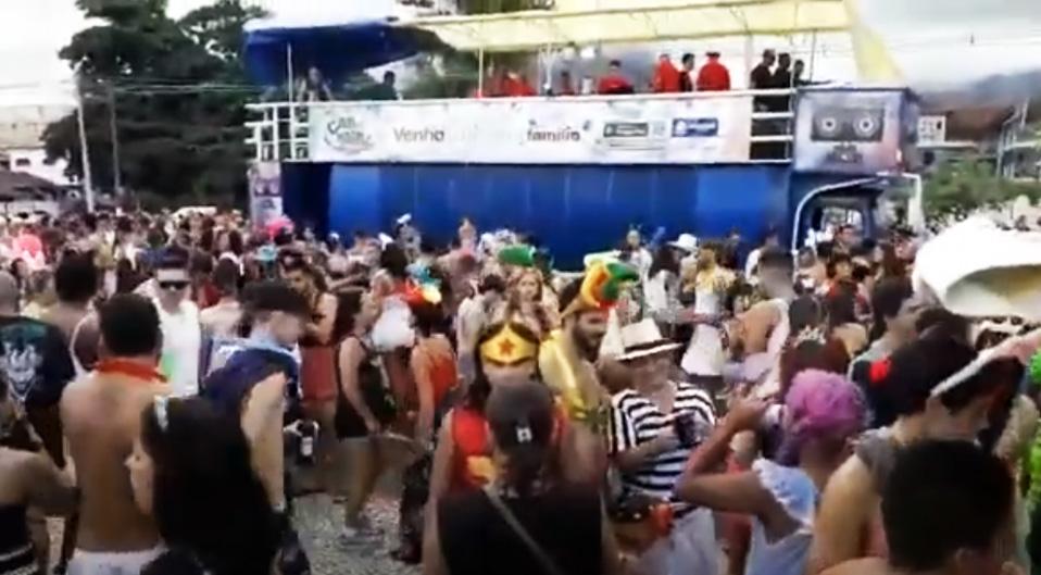 Trio Elétrico Poderoso no Carnaval 2019